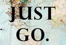 • Let's Go [Travel] • / by Faith Ramirez