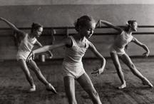 ...and she danced / by Sarah Murzyn