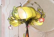 Art Lighting Fixtures / by Sandy Fischler