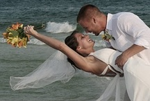 Beach Weddings / Make it memorable by choosing beautiful North Myrtle Beach for your special day. We have so many homes that would be perfect for you rehearsal dinner, wedding, or honeymoon. / by Elliott Beach Rentals