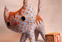 Sewing / Sewing projects and tips, needlework, fabric love. / by Stephanie HicksNeunert