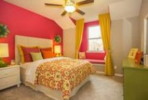 Lennar Houston Kid's / Just a few of our Kid's rooms from our Welcome Home Centers located in the Greater Houston Area. Which one is your favorite?