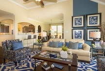 Lennar Houston Living / Some of our most favorite shots of Living Rooms in our Houston Welcome Home Centers.