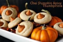 Pumpkin Treats / by Trish Rosato