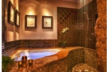 Dream Bathrooms / by Trish Rosato