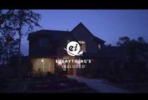 Lennar Videos / Everything's Included Homes! Buy a new Lennar Home—thousands of dollars in extras simply included, offering great value and the latest in home efficiency. We feature Home Automation, Energy Efficiency and Luxury Features.
