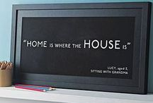 Favorite Home Quotations / Just a little collection of some of our most favorite quotes about Home. Which one best describes YOUR Home?