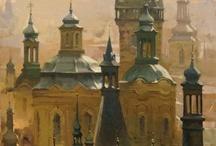 Eastern Europe / by Leilani Olson Camden
