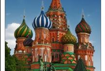 Russia / by Leilani Olson Camden