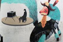 Graffiti/street art
