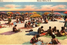Nostalgia-- North Myrtle Beach / We'll never forget our beach roots... / by Elliott Beach Rentals