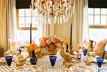 Thanksgiving Ideas / On Thanksgiving Day, all over America, families sit down to dinner at the same moment - halftime.  ~Author Unknown. Find all you need for your Thanksgiving feast with our collection of recipies, decor and more.