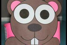 Valentine's & Groundhog Day / Teaching resources for Valentine's Day and Groundhog's Day, along with Dental awareness month