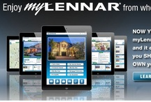 myLennar iPad app / The myLennar iPad app evolves with you during your home-buying experience! The dashboard automatically changes as you search, buy and own your home! Download it on iTunes today - it's free! Share your feedback with us.
