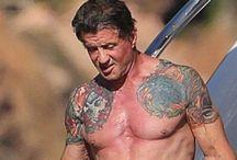 Sylvester Stallone  / by Dee La Phia Dean