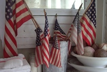 """Memorial Day Entertaining  / """"The legacy of heroes is the memory of a great name and the inheritance of a great example.""""  - Benjamin Disraeli"""