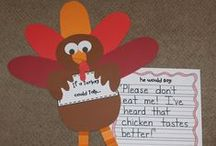 Thanksgiving & Rememberance Day / Teaching resources for Thanksgiving & Remembrance Day
