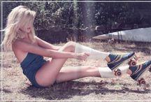 Roller gal