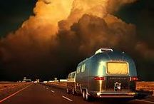 ON THE ROAD AGAIN / Road Trips, Glamping, Travel Trailers, On the Move! / by Aleta Ford Baker