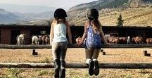 Dude Ranches / Guides, recommendations, and reviews for travel to a dude ranch or guest ranch.