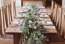 Reception Decorations / by Samantha Rea
