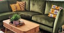 Corner Sofas / Corner sofas are great to fit all the family on