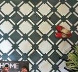 Beautiful floors / Floors to swoon over