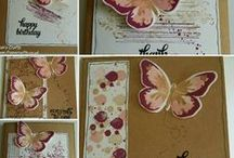 My Stampin' Up Cards and Projects / Here is where I share my inspiration with you as an Independent Stampin' Up Demonstrator
