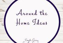 Around the Home Ideas / Home Ideas   Planning   Saving Money   Educational   Financial   Organisation   Storage