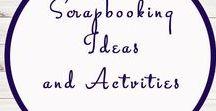 Scrapbooking Ideas / Ideas   Activities   Homeschooling   Educational   Scrapbooking    Printables   Learning   Help   Crafts