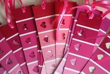 Valentines Day / Valentine's Day inspiration and ideas. Crafts, games and party ideas. Gifts to give too.