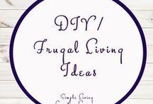 DIY / Frugal Living Ideas / DIY   Frugal Living Ideas   Storage   Organisation   Natural Remedies   Natural Living   No Nasties   Make Your Own