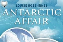 Antarctic Affair / Antarctic Affair is a contemporary romance featuring the enigmatic Taj Andrews, aka The Rebel Photographer. Available now from the Kindle store.