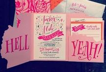 graphic design | wedding / by Sally Jane