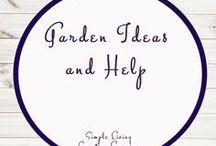 Garden Ideas and Help / Study Ideas   Activities   Homeschooling   Educational   Garden    Printables   Learning   Unit Studies   Crafts   Plants   Gardening
