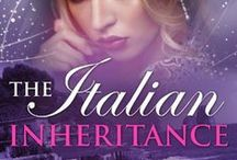 The Italian Inheritance / The Top 10 Bestselling ITALIAN INHERITANCE is available from Amazon.com here: http://www.amazon.com/dp/B009VJ1M44/