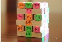 Math / Math ideas, tips, tricks and inspiration for primary classrooms. Math stations, centers, and engaging activities for your kids.