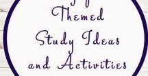Olympic Activities and Ideas / Study Ideas | Activities | Homeschooling | Educational | Olympics  | Printables | Learning | Unit Studies | Crafts | Sports