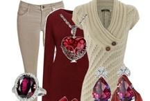 Wardrobe / Clothing and purses