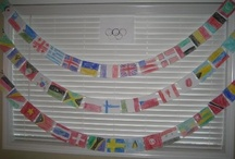 Around the World Crafts for Kids / Explore the world with these crafts... / by Family Theme Day Fun