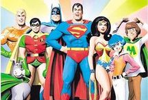 DC Comics / by Ron Simmons