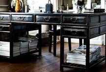 {Home Office} / by Tricia Hughes-LaFountaine