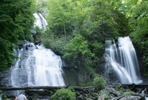 Waterfalls in the North Georgia Mountains