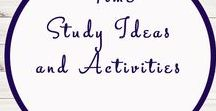 Time Related Ideas and Activities / Study Ideas | Activities | Homeschooling | Educational | Time  | Printables | Learning | Unit Studies | Crafts