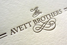 Avett Brothers / by Jonathan Nelson
