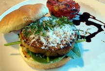 Fresh off the Grill: Burgers / For vegetarians and non vegetarians, this is grilling season