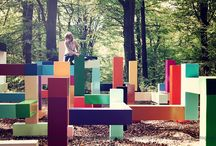 kids play space / by Hanh Truong