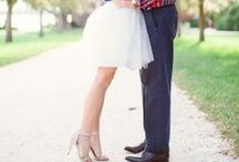 Engagement Shoot Outfits