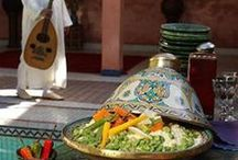 A touch of Morocco / Things Moroccan to incorporate into your home and life... food with great recipes, décor, interiors, places, beautiful homes / by Margo Carroll