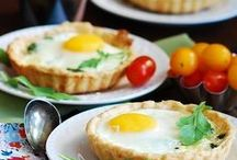 Food - Breakfasts / If you have guests - then it has to be a proper breakfast! / by Margo Carroll